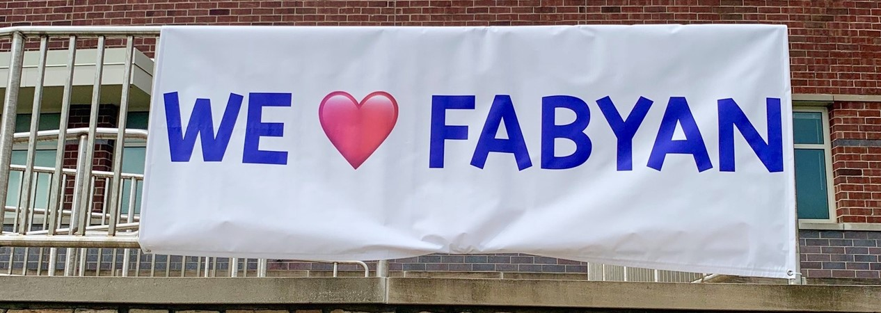 We love FES banner