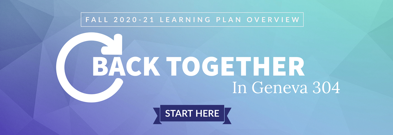 Back Together 304 Home Page Banner
