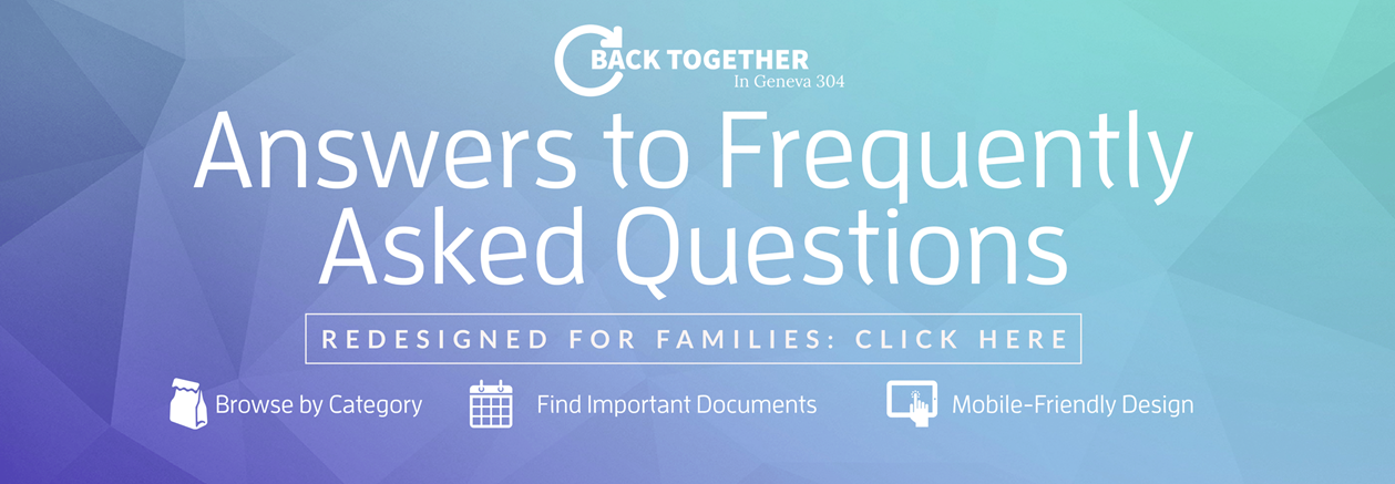 Update Frequently Asked Questions Page Click to Read