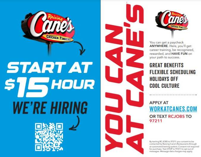 Cane's