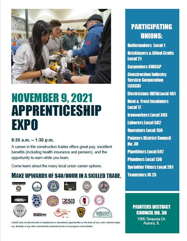 Apprenticeship Expo