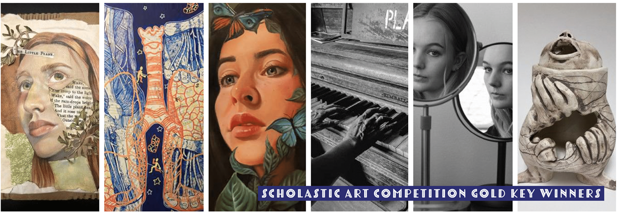 GHS Scholastic Art Competition Gold Key Winners click to read