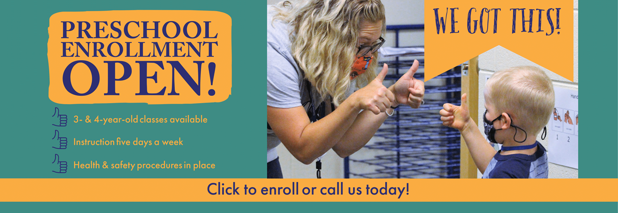 GELP Open Enrollment for Current and Next School Year - click to enroll!