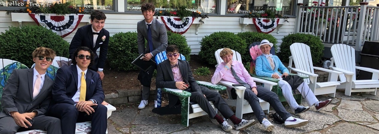 Prom Grahams Chairs