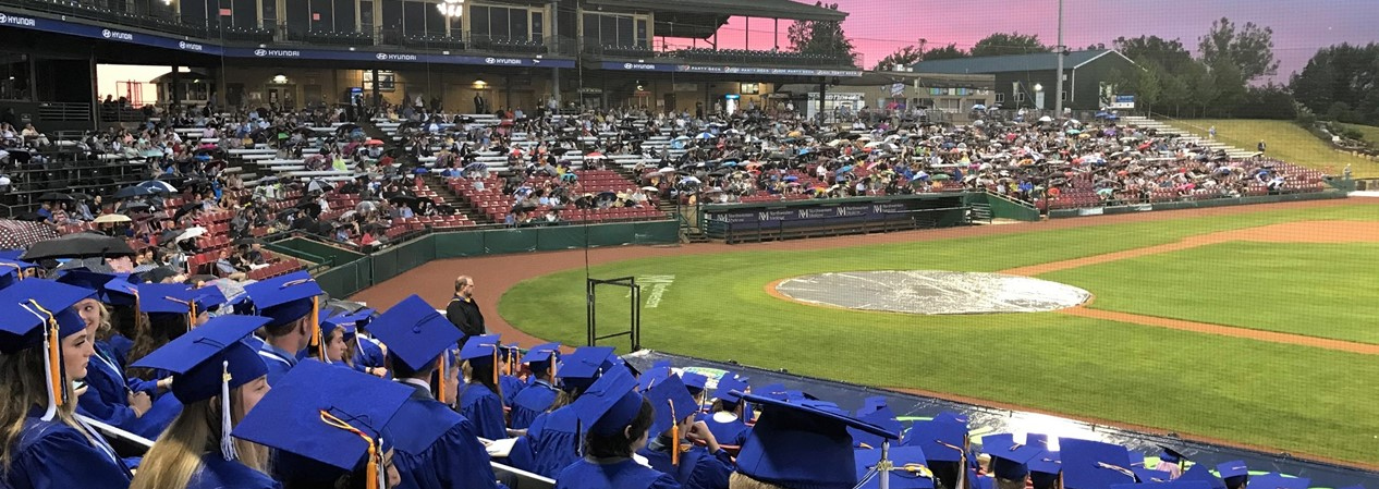 GHS Graduation at Cougars Stadium