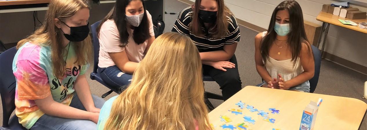 GHS Puzzle Teambuilding