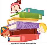 I Love Books Icon